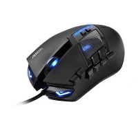 AORUS Thunder M7 Wired Laser 8200DPI USB2.0 Black with Multi-LED Photo