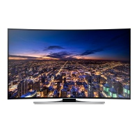 "Samsung 65"" Curved 3D LED TV 1000Hz Ultra HD VESA Wall Mountable Network Ready Photo"