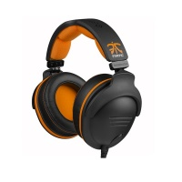 SteelSeries 9H: Fnatic Wired 3.5mm Black and Orange Photo