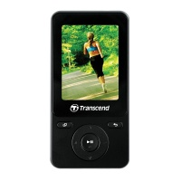 Transcend MP710 8GB Black with Earphones  Photo