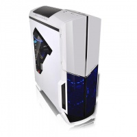 Thermaltake Versa N21 Snow Window Mid-tower Chassis PC case Photo