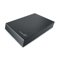 "Seagate STAY2000202 Expansion Desktop Black 2TB 3.5"" USB External Hard Drive Photo"