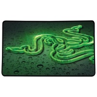 Razer Goliathus Small Speed Edition 215x270x3mm Black and Green Photo
