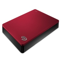 "Seagate Backup Plus 4TB 2.5"" Portable Hard Drive - Red Photo"