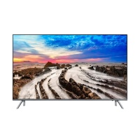"SAMSUNG 82"" MU8000 LCD TV Photo"