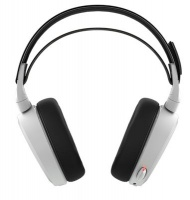 Steelseries ARCTIS 7 Binaural Head-band Black White headset 40mm 20-20000 Hz 98dB 32 Ohm THD < 3% Photo