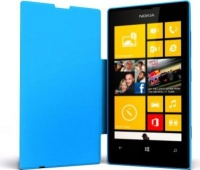 Nokia Mozo Flip Cover for Lumia 520 Photo