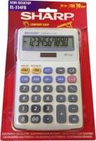 Sharp EL-334FB Thin Cabinet Calculator Photo
