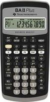 Texas Instruments BA 2 Plus Professional Calculator Photo