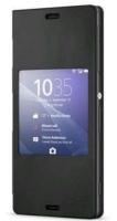 Sony 1287-5829 Folio Black mobile phone case Smart Cover Xperia Z3 Compact Photo