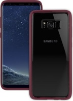 "Samsung Trident ESS8ER1 6.2"" Cover Red Transparent mobile phone case Expert Case for Galaxy S8 Photo"