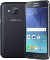 Samsung Galaxy J2 Black Cellphone Photo