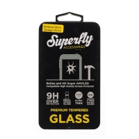Samsung Superfly Tempered Glass Screen Protector for Galaxy Young 2 Photo