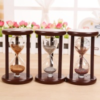 Retro Hourglass Brushing Teeth Making Tea Timer Tabletop Decorations Photo