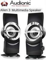 Audionic Alien 3 2.0 Channel 3 Watt X 2 Multimedia Speakers Photo