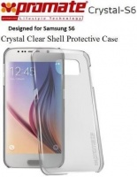 Promate Crystal-S6 Crystal Clear Shell Protective Case Photo