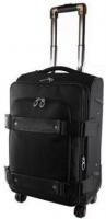 Macaroni Lettiga Business Professional Trolley Laptop and Lugguge Case-Black Photo