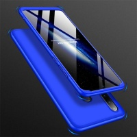 Zasttra Marketplace GKK Three Stage Splicing Full Coverage PC Case for Huawei Nova 4e / P30 Lite Photo