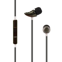 SDP 1.2m High Quality Earphone In-ear Headphone Remote and Mic for iPhone & Samsung Smart Phones & MP3 & Tablets Photo