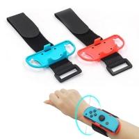 1 Pair Adjustable Elastic Dance Wrist Band for Nintendo Switch Photo