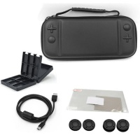 """10"""" 1 Portable Durable Protective Storage Bag for Switch Lite Photo"""