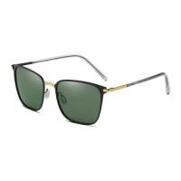 SDP Men Fashion UV400 Square Frame Polarized Sunglasses Photo
