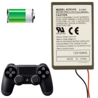 Wireless 1000mAh Lithium Controller Battery for PlayStation 4 Wireless DualShock4 Controllers Model: KCR1410 Photo