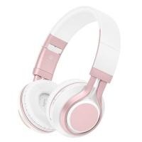 SDP BT-08 Over-Ear Wireless Headphones Adjustable Foldable Bluetooth Headset with Mic Photo