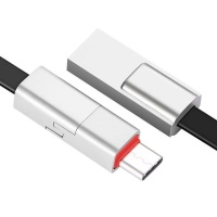 SDP 1.5m USB to USB-C / Type-C Repairable Charging & Sync Data Cable For Galaxy Huawei Xiaomi LG HTC and Other Smart Phones Photo