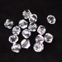 SDP 1000 piecess Acrylic Transparent Crystal Diamond Loose Beads Photo