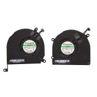 """SDP 1 Pair iPartsBuy for Macbook Pro 15.4"""" A1286 / MB985 / MC721 / MC371 Cooling Fans Photo"""