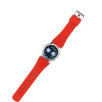 SUNSKYCH For Samsung Gear S3 Classic Smart Watch Silicone Watchband Length: about 22.4cm Photo