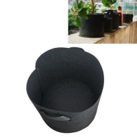SDP 10 Gallon Planting Grow Bag Thickened Non-woven Aeration Fabric Pot Container with Handle Photo