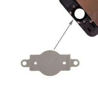 SDP 10 piecesS iPartsBuy for iPhone 5C Original Button Iron Tablets Photo
