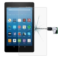 SDP 0.3mm 9H Full Screen Tempered Glass Film for Amazon Kindle Fire HD 8 2017 Photo