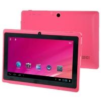 "SUNSKYCH Tablet PC 7.0"" 1GB 16GB Android 4.0 Allwinner A33 Quad Core 1.5GHz WiFi Bluetooth OTG G-sensor Photo"