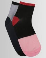 Hysteria Kajsa Holiday Socks Gift Box Multi Photo