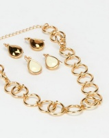 All Heart 3 Pack Jewelry Set Gold Photo