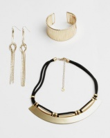 All Heart 3 Pack Jewellery Set Gold-tone Photo