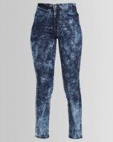 Legit Basic Tube Skinny Jeans Ink Photo