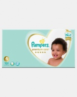 Pampers Premium Care Maxi Pack 104 Photo
