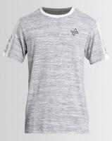 St Goliath Estate Short Sleeve T-Shirt Grey Marle Photo