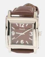 Tomato Strap Watch Brown Photo
