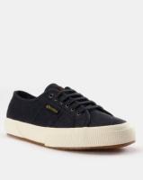 b7e7f54aa7bbce Superga Nylon Quilt Lo Sneakers Navy