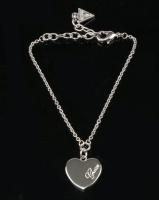 Guess Heartbeat Bracelet Silver-tone Photo