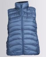 G Couture Sleeveless Jacket Blue Photo