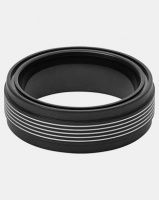 Skagen Rasmus Steel Multi Ring Black Photo