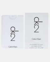 Calvin Klein CK2 Eau De Toilette Spray 20ml Photo