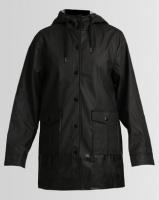 All About Eve Mercury Coated Jacket Black Photo