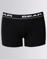 Bear 3 Pack Bodyshorts Black Photo